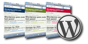 WordPress Mobile Theme