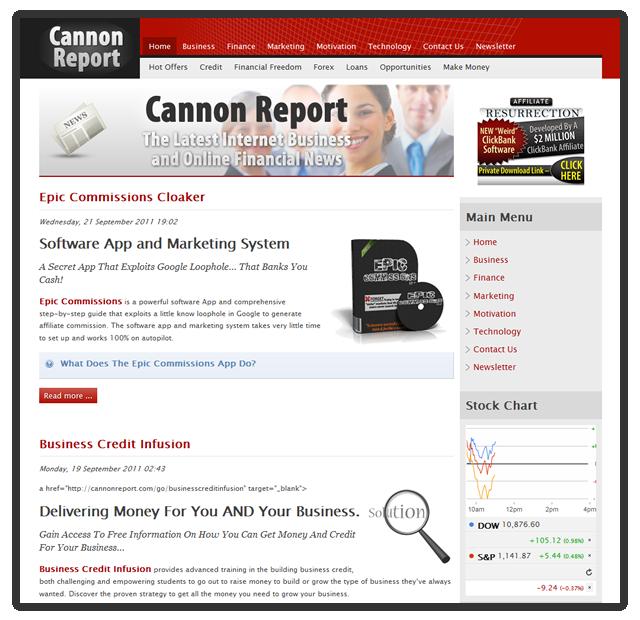 cannonreport